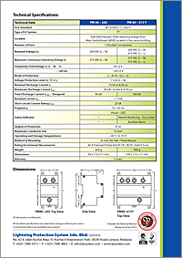LPS® PM80-240 & PM80-415Y